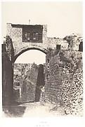Jérusalem, Arce de l'Ecce-Homo
