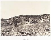 Jérusalem, Grotte de Jérémie