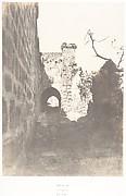 Jérusalem, Via Dolorosa, Reste antique
