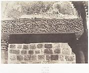 Jérusalem, Saint-Sépulcre, Bas-relief (porte murée)