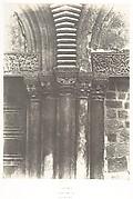 Jérusalem, Saint-Sépulcre, Détails de la porte