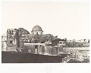 Jérusalem, Saint-Sépulcre, Vue générale, 1