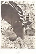Jérusalem, Saint-Sépulcre, Porte ouest