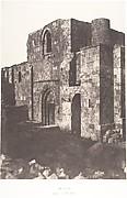 Jérusalem, Église Sainte-Anne, Vue générale