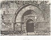 Jérusalem, Tombeau de la Vierge
