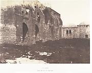 Jérusalem, Palais de rois de Jérusalem, Vue générale