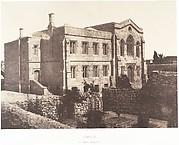 Jérusalem, Chapelle anglaise