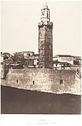 Jérusalem, Minaret de l'ancienne mosquée d'Abd-es-Samed