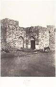 Jérusalem, Porte de Jaffa, Vue générale