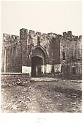 Jérusalem, Porte de Jaffa, Intérieur