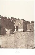 Jérusalem, Porte de David, Intérieur