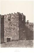 Jérusalem, Porte de Mograbins
