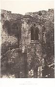 Jérusalem, Escaliere arabe de Sainte-Marie-la-Grande