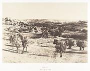 Jérusalem, Chemin de Beit-Lehem