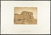 Pronaos du Temple de Déboude (Parembole)
