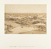 Batu-el-Hadjar. Vue prise à la Seconde Cataracte