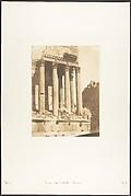 Temple de Jupiter, à Baâlbek (Héliopolis)