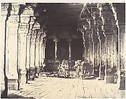 Outer Prakarum on the North Side of the Temple of the God Sundareshwara