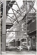 Steel Mill, Anshan, Manchuria