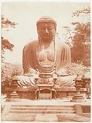 [Shrine with Monumental Statue of Buddah]