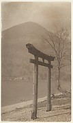 [Torii Gate at Lakeside]