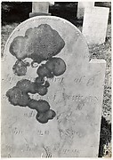 [Gravestone of William Athearn, Close Up]