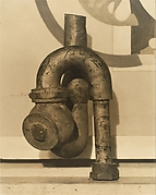 """God"" by Baroness Elsa von Freytag-Loringhoven and Morton Schamberg"