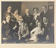 Morton, Richard, Jeanne, Gilbert, Jesse, Etellea, Yvonne, Henry, Regena, and Herbert