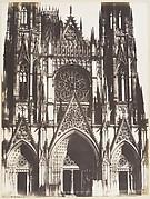 Portail de Saint-Ouen, Rouen