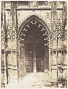Portail des Marmousets, Saint-Ouen de Rouen