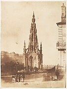 Edinburgh.  The Scott Monument