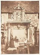 Edinburgh. Greyfriar's Churchyard