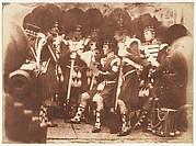 The 42nd Gordon Highlanders, Edinburgh Castle