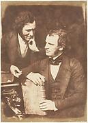 Moir (?) and John Wilson