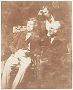 James Gordon, Dr. Hanna, and Mr. Cowan