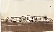 [South West View of Government House, Calcutta]