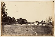[View of Bungalow and Grounds]