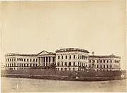 [Grand Entrance to the Government House, Calcutta]