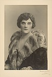 [Woman with Bobbed Hair and Fur Coat]