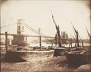 [Hungerford Suspension Bridge]
