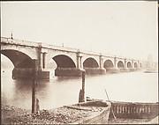 Old Waterloo Bridge, London