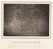 Bas-relief de la Grande Galerie de la Pagode