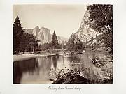 Looking Down Yosemite Valley