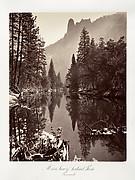 Mirror View of Sentinel Rock, Yosemite
