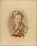 [Young Japanese Woman]