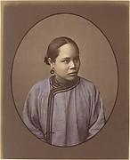 Fille de Shanghai