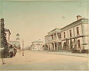 Yokohama, Town Hall, Telegraph Office, Post Office