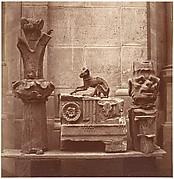 Le Chat Momifié (trouvé dans les fouilles de Saint-Germain-en-Laye)