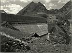 Grande Dixence, Val de Dix, Switzerland, August 2, 1993