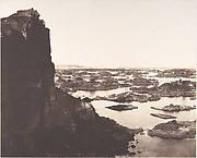 Deuxième Cataracte, Rocher d'Abouçir, Rapides et Ilots Granitiques